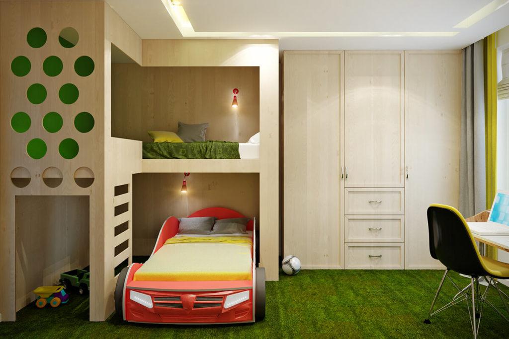 רהיטים לחדר ילדים