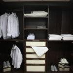 חדר ארונות ופתרונות אחסון